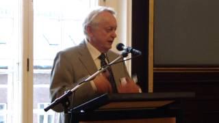 Peter Kemp, representante de FISP