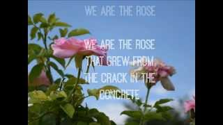 The Rose By Memphis May Fire (lyrics)