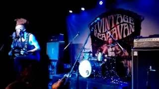 The vintage caravan- Crazy horses live concert in Budapest,Hungary