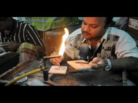 Old Dhaka Jewellers – Soldering.mov