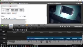 Animasi effect cara membuat intro penutup video youtube