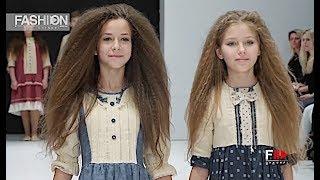 KUTSEPOVA KOSTUMIER Belarus Fashion Week Spring Summer 2018 - Fashion Channel