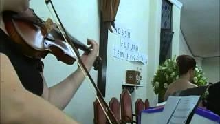 Ode à alegria, Violino solo