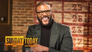 Tyler Perry Built His Empire With 'Madea' – But He'll Be OK When 'That Broad Is Dead'   Sunday TODAY