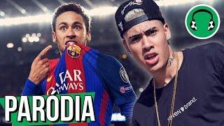 ♫ O GRAVE BATER (c/ Neymar, Messi, CR7...) | Paródia de Futebol - MC Kevinho (Kondzilla)