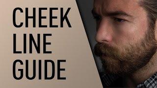 Beard Cheek Line Guide   Jeff Buoncristiano