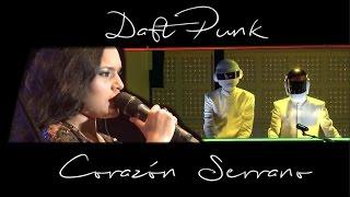 Daft Punk ft Corazon Serrano (Tito Silva Music)