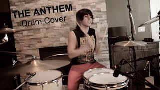 Ricky - GOOD CHARLOTTE - The Anthem (Drum Cover)