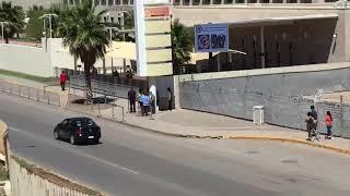Las calles de Ciudad Juárez para la entrevista  (Recidencia) Agosto 24, 2017