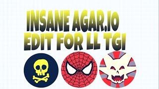 INSANE Gota.io(Agar.io) Edit // TGI's 500 Sub Special by me // Gota.io(Agar.io) Edit // DOPY