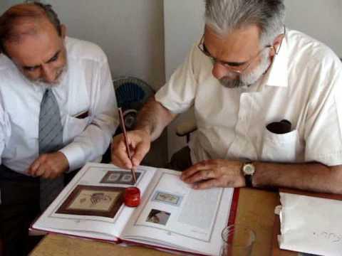 Calligrapher Hattat Hasan Celebi Muslim Heritage 1001 Inventions Islam
