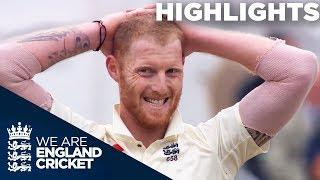 Kohli hits brilliant 97 as Stokes returns | England v India 3rd Test Day 1 2018 - Highlights width=