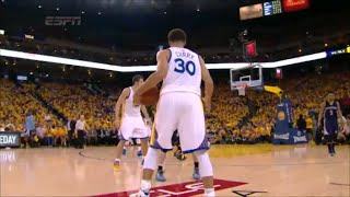 Stephen Curry - Career Crossover and Handles Highlights