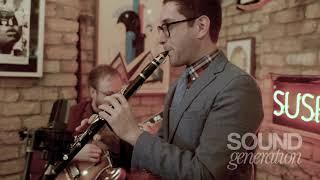 Clarinet & Guitar Duo - 'I love you'