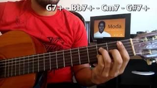 Moda - CD Hey Mundo! - Thiaguinho - Cifra