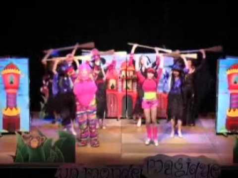 Un monde magique - Comédie musicale pour enfants !