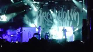 Breakdown of Sanity - Bulletproof - live @ Greenfield Festival 2017, Interlaken 10.06.17