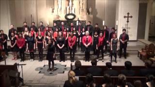 Saint Mary's College Glee Club, O Come All Ye Faithful
