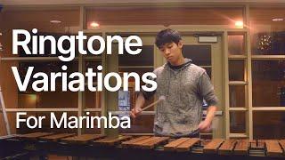 Opening - Ringtone Variations (Marimba)