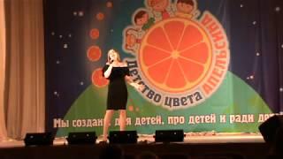 "ДЭВС "" Овации"" Худобина Диана ""Some people live"" (cover)"