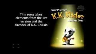 Animal Crossing - K.K. Cruisin' True Remix