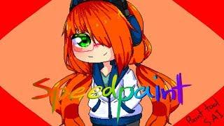 【Paint tool SAI】 speedpaint ★Kumiko Kasumi ♥รางวัลพิเศษจากผม♥(อ่านใต้คลิปด้วยนะครับ)
