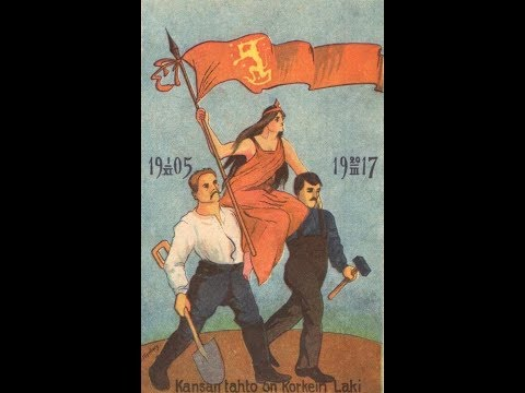 Finnish Communist Revolution (1918) PART 1: Independence Struggle
