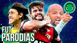 ♫ BRASILEIRÃO É SÓ ZUEIRA - 2018 | Paródia Cumade e Cumpade - Leandro e Leonardo