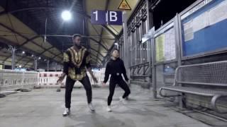 Shatta Wale X DJ Flex - Chop Kiss || Choreo by Hanna Vien & Joao Kanga