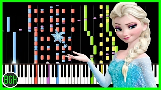 "IMPOSSIBLE REMIX - ""Let It Go"" Frozen"