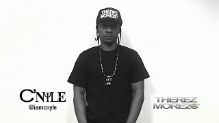C'Nyle - All The Way Up Freestyle (Rep 1) Video