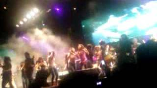 Panteon rococo -la carencia- live coronafest Torreon 2011