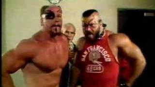 Road Warriors/L.O.D. Highlights from the AWA