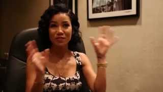 "Jhene Aiko - Behind ""Pretty Bird"""