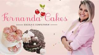 Fernanda Cakes - Escola e Confeitaria
