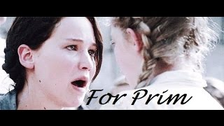 For Prim / Hunger games- Safe and sound