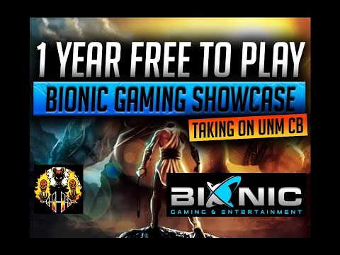 RAID: Shadow Legends   The Ultimate Free to Play Youtuber   Bionic Gaming   Taking on UNM CB!