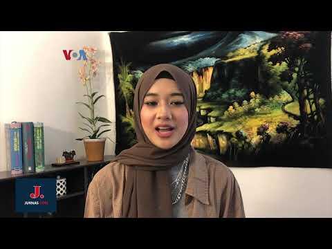 Mengenal Alya Lawindo, Remaja Minang yang Jadi Guru Ngaji di AS
