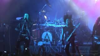 Moonspell - Nocturna (St.Petersburg, Russia, 02.11.2013) FULL HD