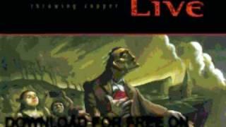 live - Iris - Throwing Copper
