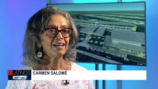 La nueva escuela del condado Lee busca nombre. Carmen Salomé pide que sea de una figura hispana