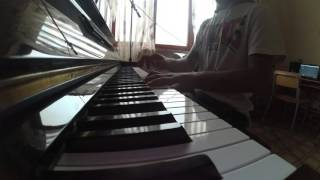 Bullet For My Valentine - Waking The Demon (Piano Version)