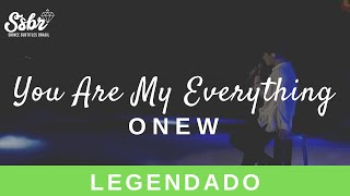 Onew - You Are My Everything (Descendants Of The Sun OST ☀️) - Legendado