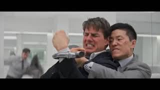 Missão: Impossível 6 - Efeito Fallout - Cena: Briga no Banheiro