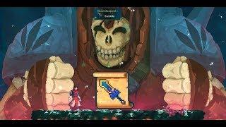 How to get Cavern Key, The Giant, Giantkiller blueprint | Dead Cells Alpha | Tutorial