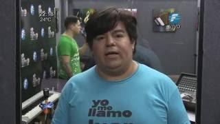 ¡Ensayos de Juan Gabriel en la Academia! #YoMeLlamoPy