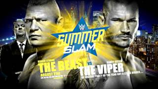 WWE SummerSlam 2016 Official theme song    Welcome  with download link