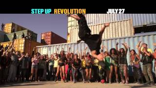 "Step Up Revolution (2012 Movie) Official TV Spot - ""Boxes"" -  Kathryn McCormick, Ryan Guzman"