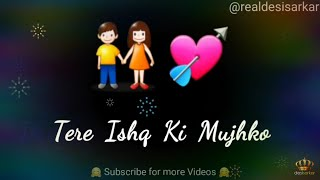 💝 Ijazat 💞 Beautiful WhatsApp Status VIDEO 💞 Love : Sad : Romantic Song 30sec Lyrical Video 💝