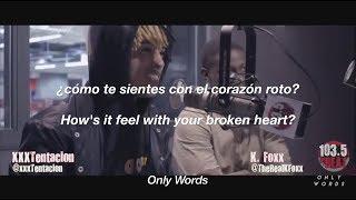 XXXTENTACION - Kill me (Sub. Español & Lyrics)
